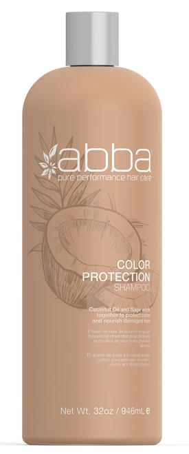 ABBA LITER COLOR PROTECTION SHAMPOO 32OZ / 946ML