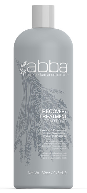ABBA LITER RECOVERY TREATMENT CONDITIONER 32OZ / 946ML