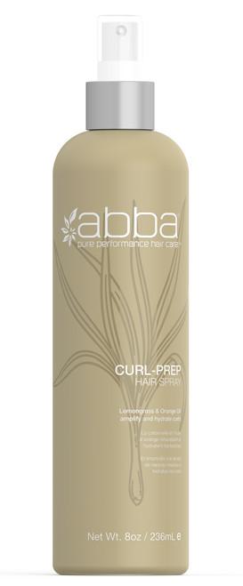 ABBA CURL PREP SPRAY 8OZ / 236ML