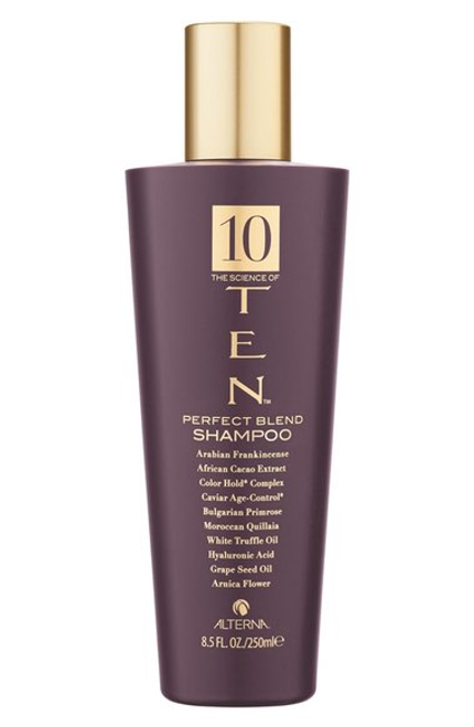 THE SCIENCE OF TEN Shampoo 8.5oz