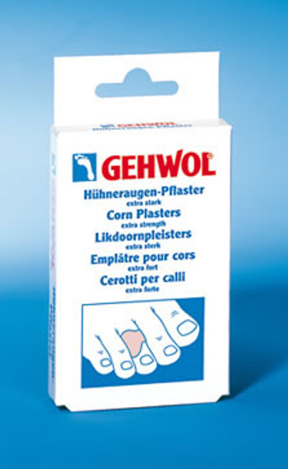 Gehwol Corn Plaster extra strong  8 pieces