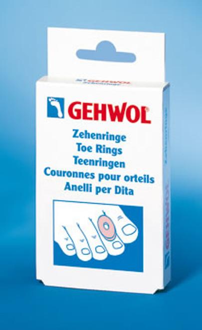 Gehwol Toe Rings, Oval 9 pieces