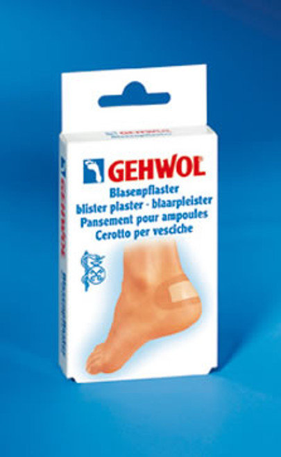 Gehwol Blister Plaster 6 pieces