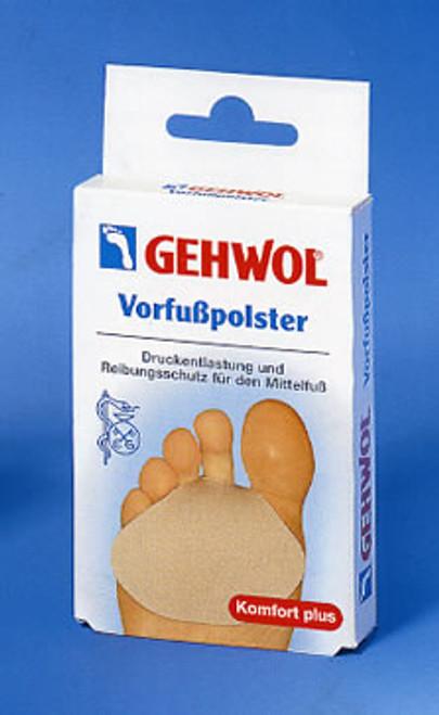 Gehwol Metatarsal Cushion G, polymer gel pads 1 pair