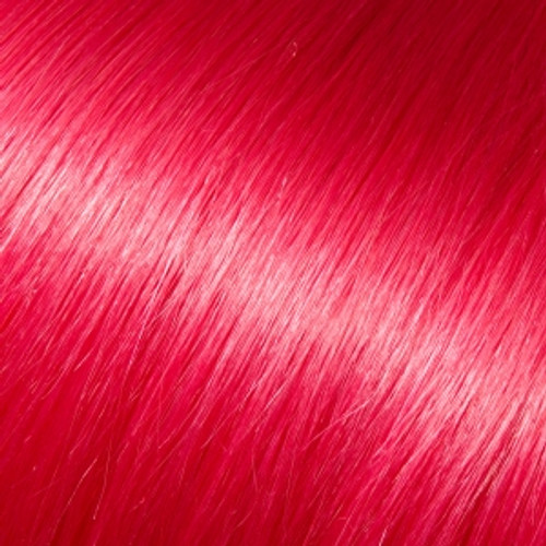 """Tape-In 18"""" Straight Pink"""