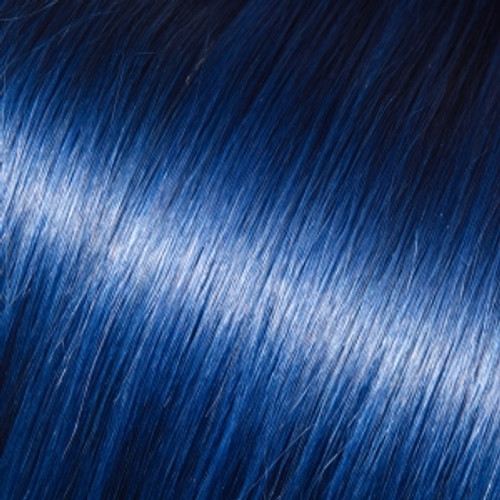 """Tape-In 18"""" Straight Blue Malorie"""