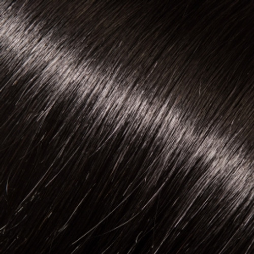 """20"""" Clip In Straight Color #1 Weight 160g"""