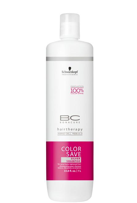BC pH4.5 Color Freeze SILVER Shampoo 1L