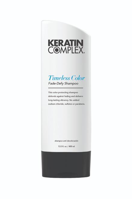 Keratin Complex Timeless Color Fade-Defy Shampoo 13.5oz