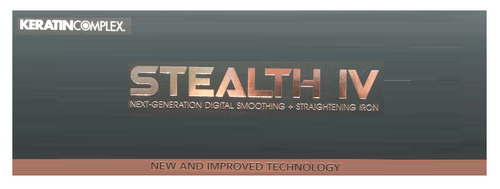 KC STEALTH IV Flat Iron
