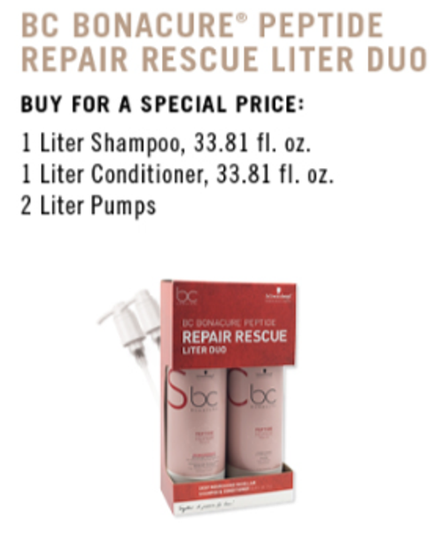BC Repair Rescue Liter Duo