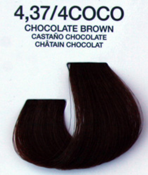 JKS 4COCO Chocolate Brown
