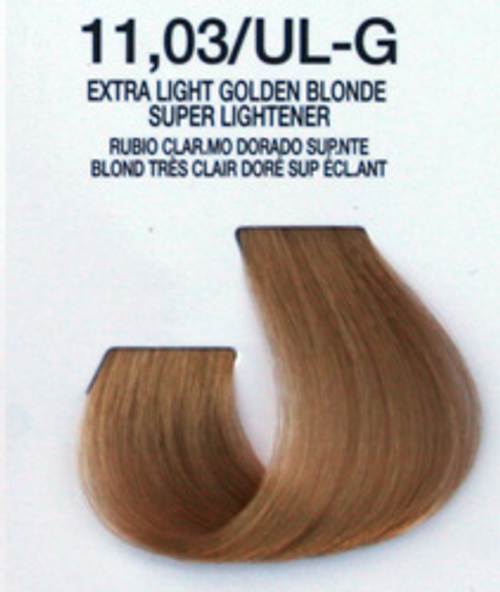 JKS UL-G Extra Light Golden Blonde Super Lightener