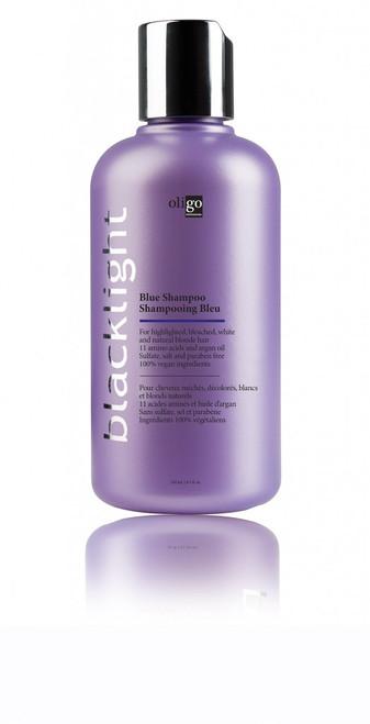 Oligo Blacklight 8.5oz Blue shampoo