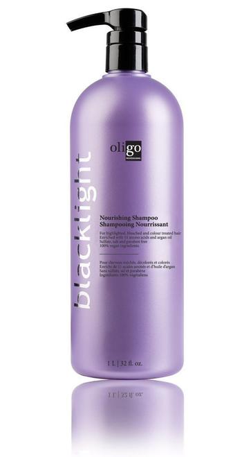 Oligo Blacklight 32oz Nourishing Shampoo