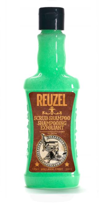 Reuzel Scrub Shampoo - 1000ml/33.81oz