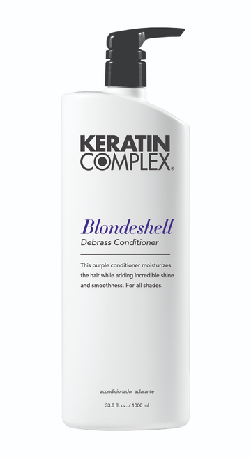 Keratin Complex Blondeshell Conditioner 33.8oz