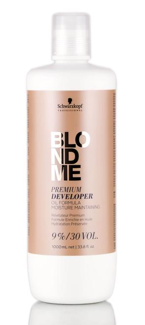 BLONDME Developer 9% (30v) 33.8OZ