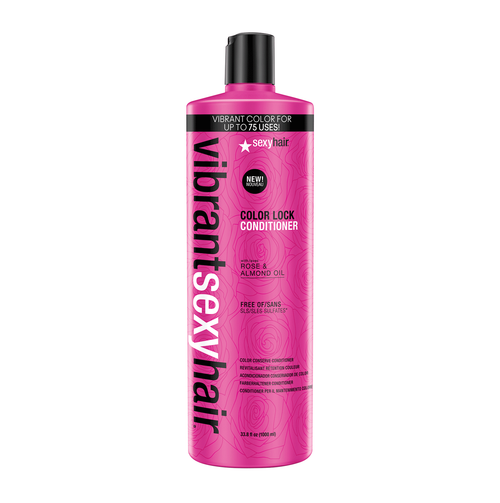 Vibrant Sexy Hair Color Lock Conditioner 33.8 oz