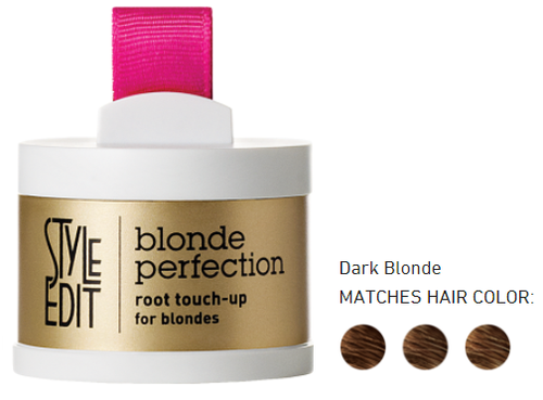 Style Edit Blonde Root Touch-Up Dark Blonde
