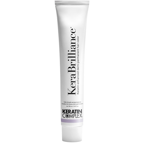 Kerabrilliance Demi Cream 4.6/4R Medium Auburn Brown