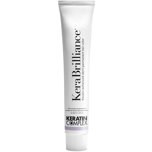 Kerabrilliance Demi Cream 9.4/9C Lightest Copper Blonde