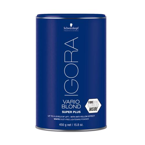 SCHWARZKOPF IGORA VARIO BLOND Super Plus Powder Lightener 15.9oz