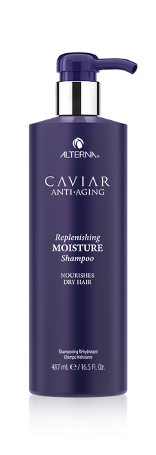 CAVIAR Anti-Aging Replenishing Moisture Shampoo 16.5oz