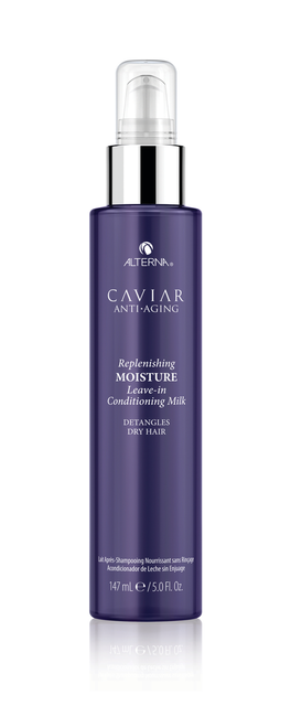 CAVIAR Anti-Aging Replenishing Moisture Leave-in Conditioning Milk 5.0 oz