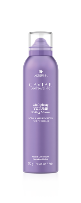 CAVIAR Anti-Aging Multiplying Volume Styling Mousse 8.2 oz