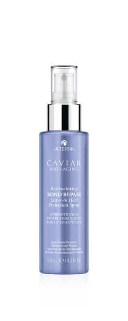 CAVIAR Anti-Aging Restructuring Bond Repair Leave-in Heat Protection Spray 4.2 oz