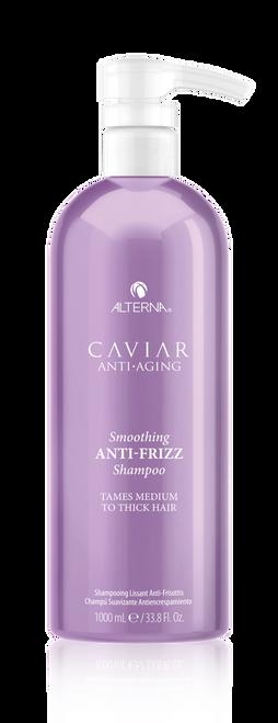CAVIAR Anti-Aging Smoothing Anti-Frizz Shampoo LITER 33.8 oz