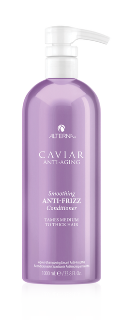 CAVIAR Anti-Aging Smoothing Anti-Frizz Conditioner LITER 33.8 oz