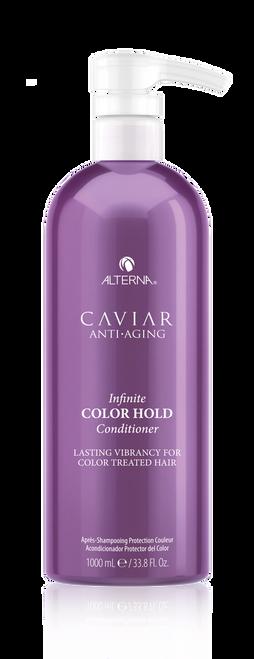 CAVIAR Anti-Aging Infinite Color Hold Conditioner LITER 33.8 oz