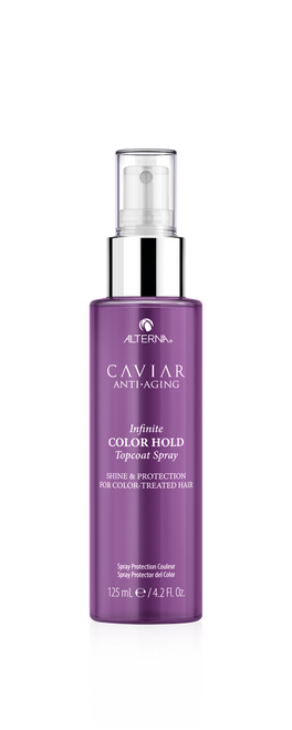 Caviar Infinite Color Hold Topcoat Spray 4.2oz
