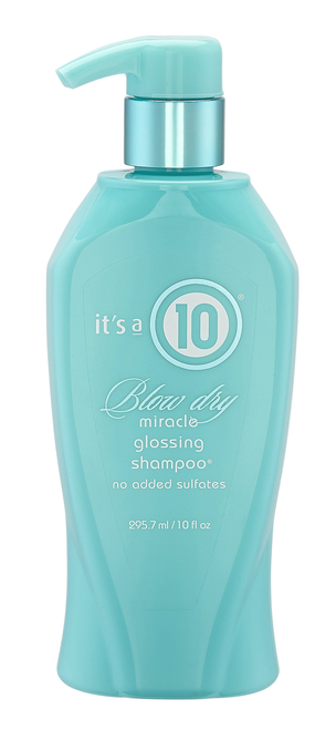 Its a 10 Blow Dry Miracle Glossing Shampoo 10oz/295.7ml