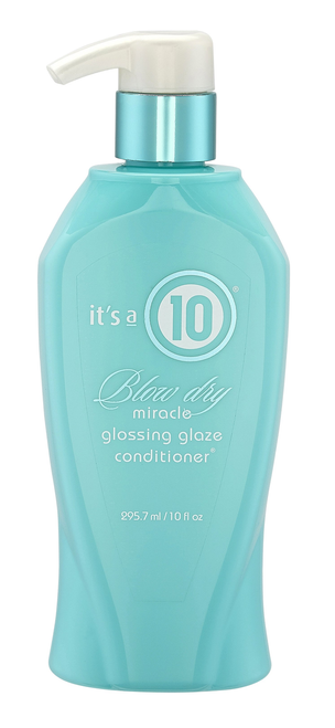 Its a 10 Blow Dry Miracle Glossing Glaze Conditioner 10oz/295.7ml