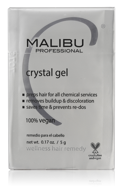 Malibu Crystal Gel Wellness Hair Remedy .17oz/5g