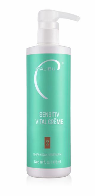 Malibu Skin Sensitiv Vital Creme 16oz