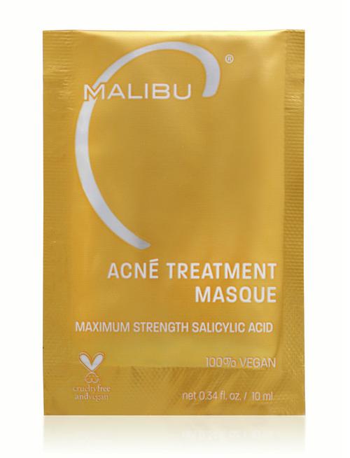 Malibu Skin Acne Treatment Masque .34oz/10mL