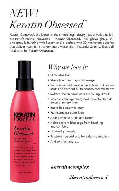 Keratin Complex Keratin Obsessed 5oz