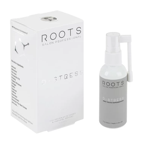Roots Professional D-Stress Tropical Therapy Female Shedding 2oz