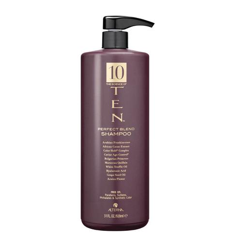 The Science Of TEN Shampoo 31oz / 920ml Alterna