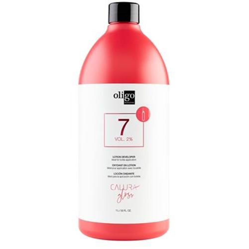 Calura Gloss( CREAM) Developer 7 VOL 32oz/Liter