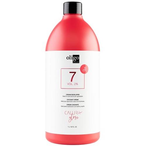 Calura Gloss( LOTION) Developer 7 VOL 32oz/Liter