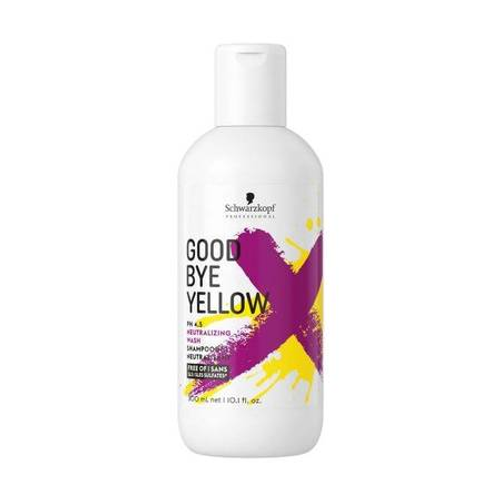 BC GOODBYE YELLOW Neutralizing Wash Shampoo 10.1oz