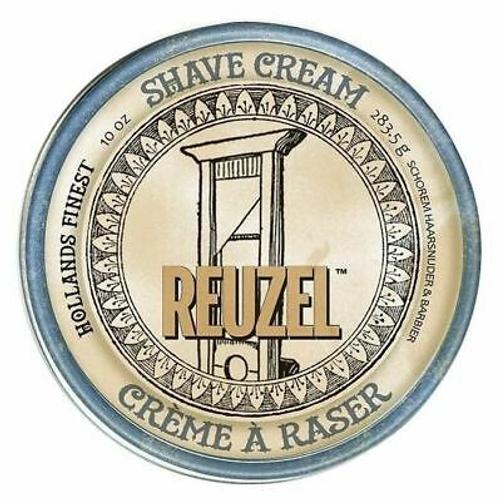 Reuzel Shave Cream-Creme A Raser-10oz.