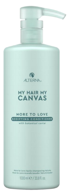 My Hair My Canvas More To Love Bodifying Conditioner 8.5