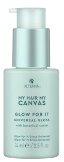 My Hair My Canvas Glow For It Universal Gloss 2.5oz