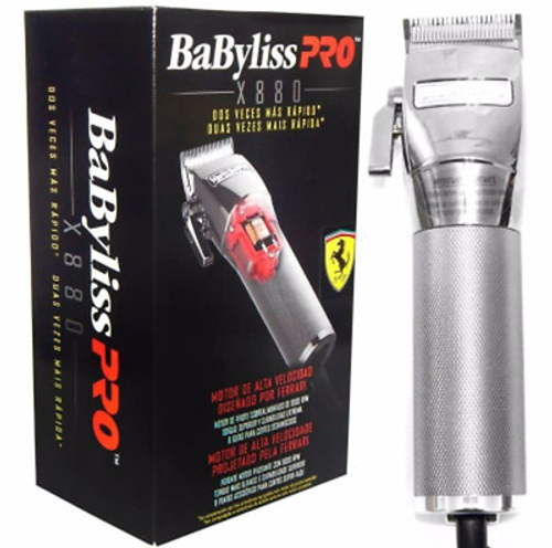 BaByliss Pro X880 Double Speed Ferrari Designed Hi-Speed Engine